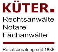 KÜTER. Rechtsanwälte, Notare, Fachanwälte